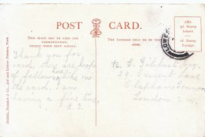 Genealogy Postcard - Family History - Gilchrist - Clapham Common - London  175A