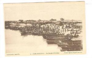 Cercle d'Anecho, Le Marche d'Aklakou, Togo, 00-10s