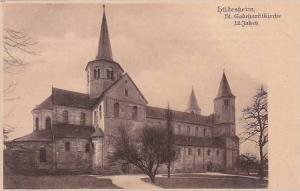 Germany Hildesheim St Godehardkirche