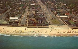 DE - Rehoboth Beach. Aerial View
