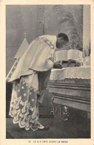 Cameroon Le R.P. Faye Disant La Messe, L'OEuvre de Saint-Pierre-Apotre