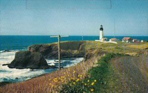 Yaquina Lighthouse Oregon Coast Highway