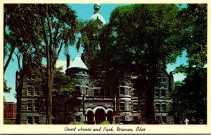 Ohio Warren Court House and Park