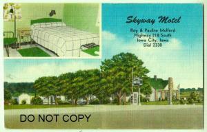 Skyway Motel, Iowa City Iowa
