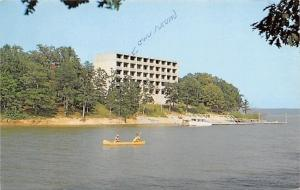 Paris Tennessee~Our Room @ Landing State Park Inn~River Canoeing~1980