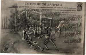 CPA Montargis - Le Coup de Jarnac (251610)