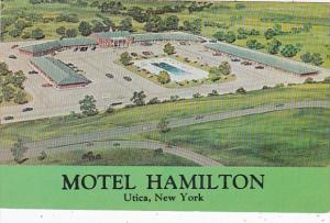 New York Utica Motel Hamilton