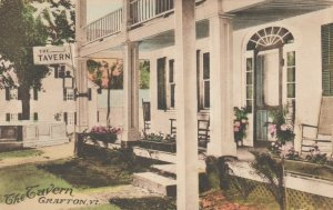GRAFTON , Vermont , 1929 ; The Tavern
