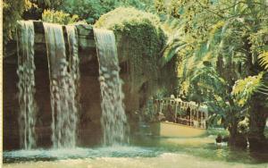 Postcard Schweitzer Falls Disneyland California