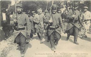 WW1 World War One polish cavalry Uhlans officer war prisoner Amiens prison