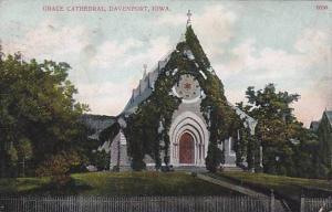 Grace Cathedral, Davenport, Iowa, PU-1908