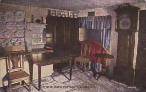 Scotland Alloway Ayr Burns Cottage Interior