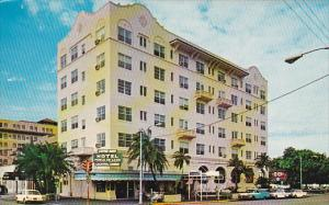Hotel Ponce de Leon, St. Petersburg, Florida, 40-60s