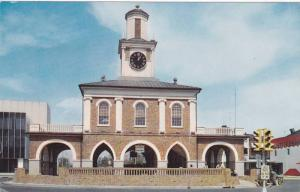 Exterior,  The Old Market House Fayetteville,  North Carolina,  40-60s