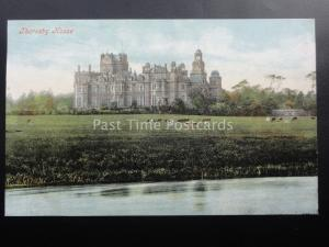Nottinghamshire THORESBY HALL c1903 by Valentine