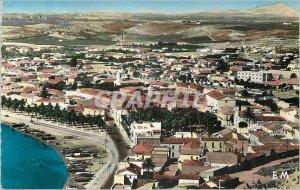 Postcard Modern Arzew View City Generale