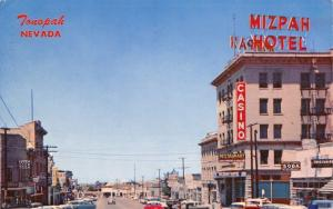 Tonopah Nevada~Mizpah Hotel~Corner Store Soda Fountain~Casino~1950s Cars~PC