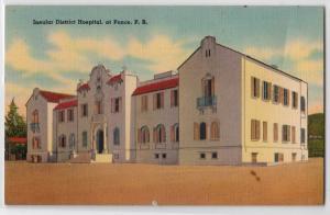 Insular Dist Hospital, Ponce P.R.