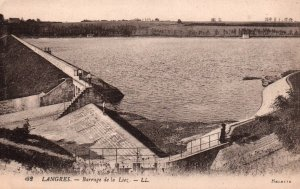 Barrage de la Liez,Langres,France BIN