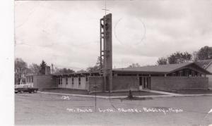 RP: BAGLEY, Minnesota, PU-1962; St. Paul's Lutherine Church