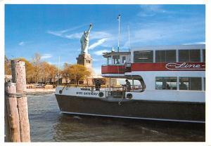 Statue of Liberty - New Jersey