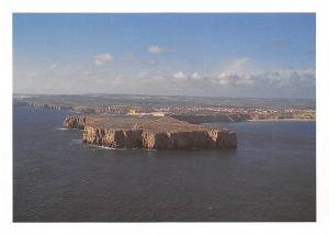 Portugal Fortaleza de Sagres Promontory and Fortress Aerial view