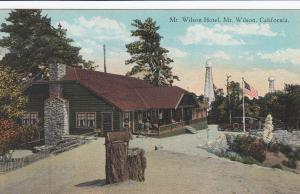 Mt Wilson , California , 00-10s ; Mt Wilson Hotel