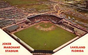 Joker Marchant Stadium, Spring Training of the Detroit Tigers Baseball Stadiu...