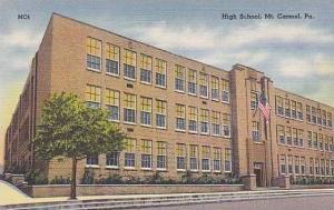 Pennsylvania Mt Carmel High School