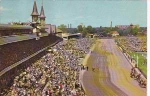 Kentucky Louisville The Kentucky Derby At Churchill Downs