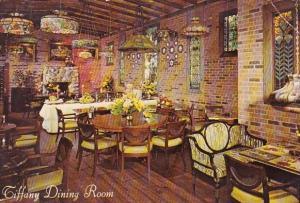 Tiffany Dining Room Grandma's Restaurant Chicago Illinois