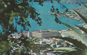 Caravan Hotel, St. Thomas, U.S. Virgin Islands, Antilles, 40-60s