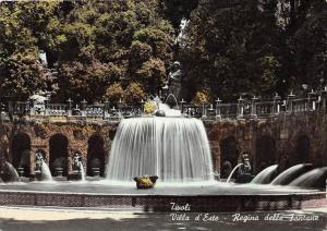 10019 Tivoli, Villa d'Este - Regina delle Fontane (Queen of the Fountains)
