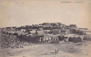 Vue Generale, Metameur, Tunisia, 1910-1920s