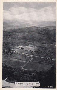 Pennsylvania Wyoming County Pittston Y M C A Camp Dexter Press