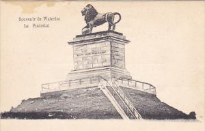 Belgium Waterloo Le Piedestal