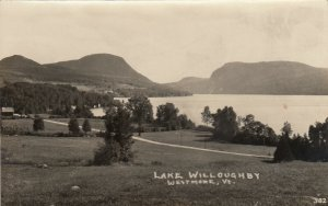 RP: WESTMORE , Vermont ,  1910-20s ; Lake Willoughby # 6