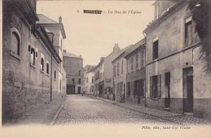 Saint-Cyr , France , 00-10s : La Rue de l'Eglise