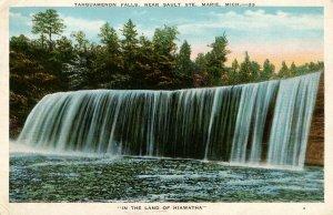 MI - Sault Ste. Marie . Tahquamenon Falls