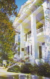 South Carolina Abbeville The Burt Mansion