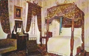 Tennessee Nashville Bedroom Of General Andrew Jackson The Hermitage