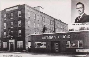 South Dakota Canistota Ortman Clinic RPPC