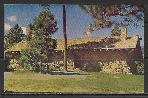 Colorado, Beulah - Recreation Hall - Pueblo Mountain Parks - [CO-418]