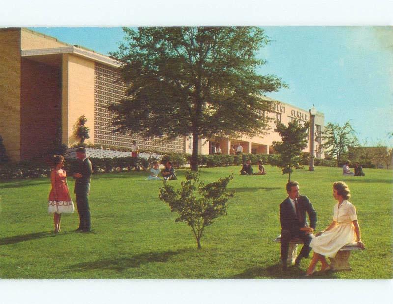 Pre-1980 Bob Jones University - Greenville South Carolina SC E0723