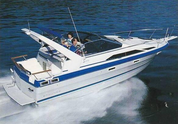 Boats Bayliner 2650 Ciera Sunbridge