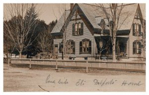 Eli Delford's Home  RPC