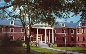 Cedar Falls~Iowa State Teachers College~UNI~Bartlett Hall~Women's Dorm~1955 PC