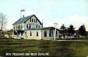Maine West Bath New Meadows Inn