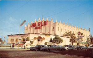 Mexico Tijuana Jai Alai , Fronton Palacio