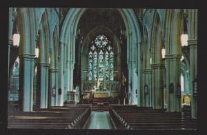 NEWFOUNDLAND - Anglican Cathedral Of St John The Baptist - Interior View